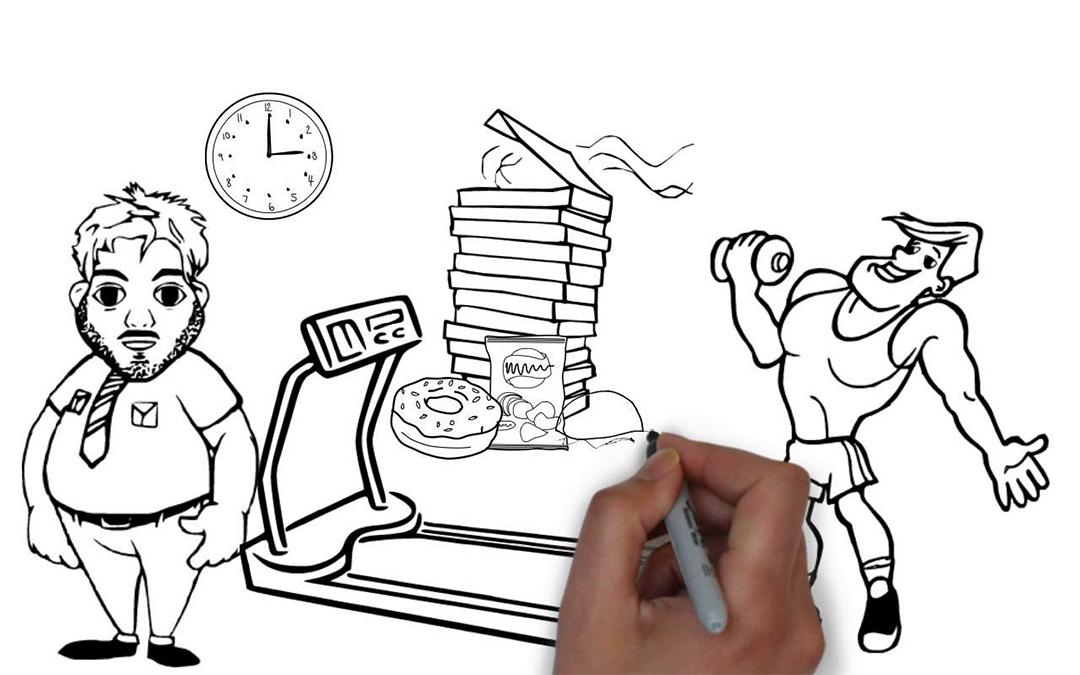 Vídeos de Pizarra blanca o Video Scribing