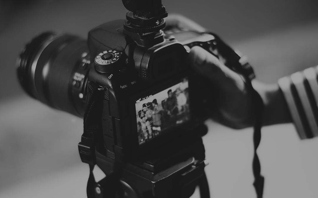 Movimientos de la cámara en el lenguaje audiovisual