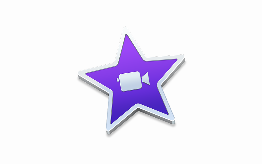 Editor de vídeo iMovie