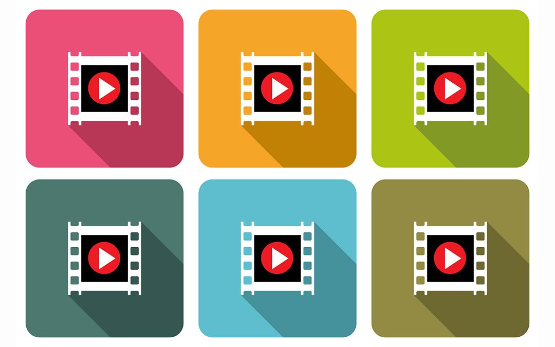 Los formatos de vídeo más utilizados