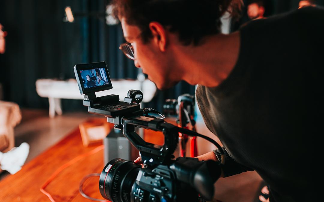 Técnicas de movimientos de cámara