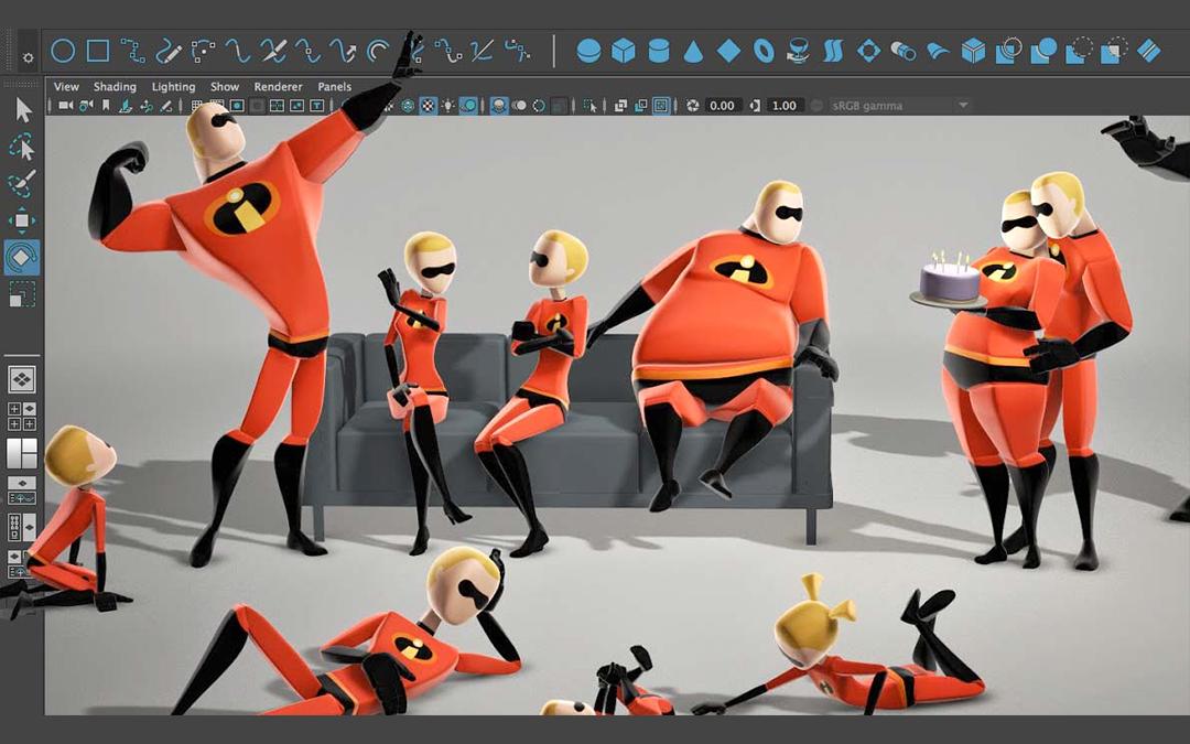 Estilo y técnicas de animación