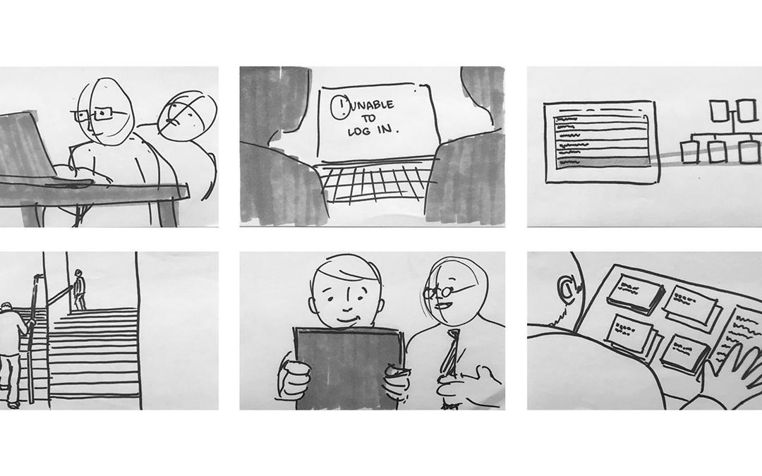 Plantilla para Storyboard ¿Cómo hacer uno de forma sencilla?